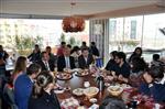 AYKAN ERDEMİR - Türkyılmaz, Gençlerle Buluştu