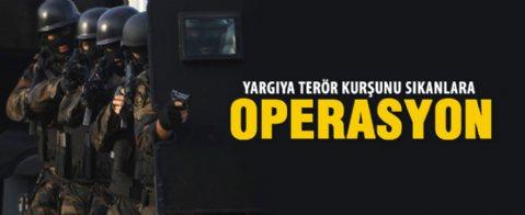 Antalya'da DHKP-C operasyonu