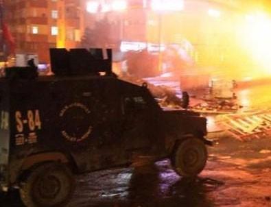Gazi ve Okmeydanı'nda polis müdahalesi