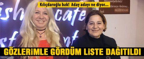 Ön seçimlerde İzmir'de liste dağıtıldığı iddia edildi