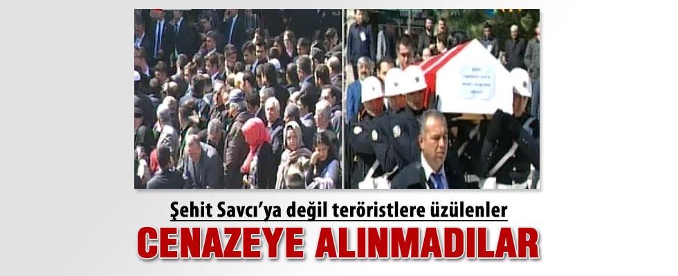 Şehit Savcı Kiraz'ın cenaze törenine alınmadılar
