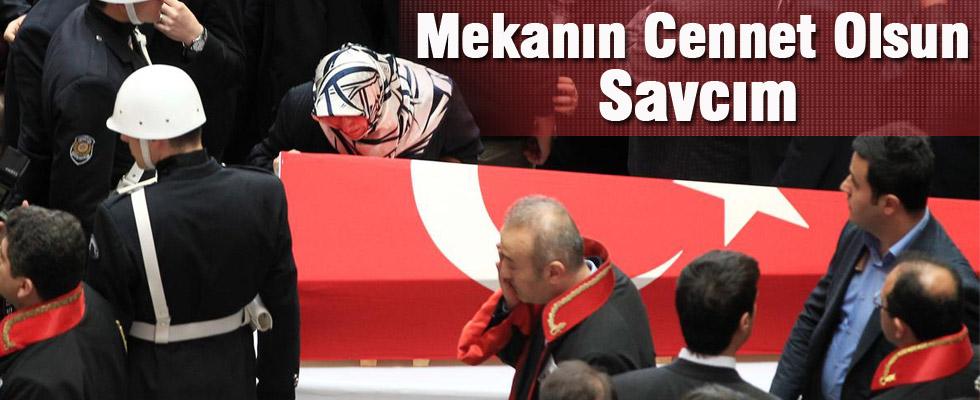 Savcı Mehmet Selim Kiraz son yolculuğuna uğurlandı