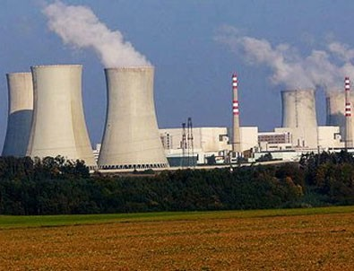 Nükleer santrale meclisten onay