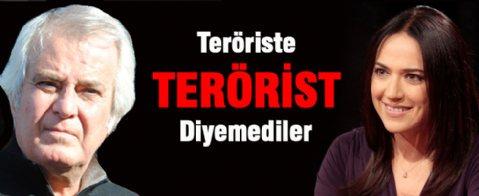 O teröristlere 'terörist' diyemediler