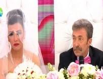 SEDA SAYAN - Evleneceksen Gel - Serap ve Fikret canlı yayında evlendi