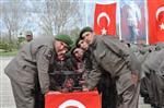 ASKER AİLESİ - Kastamonu'da Kısa Dönem Askerler, Yemin Etti