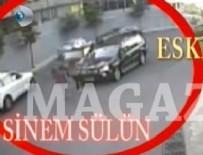 DİNLEME İDDİALARI - Sinem Sülün'ün o iddiasının kamera görüntüleri