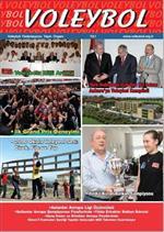 VOLEYBOL FEDERASYONU - Tvf Dergisi Yayın Hayatına Başladı