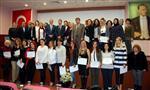 İSMAIL TUNÇBILEK - Bandırma'da Kadın Girişimcilere Kosgeb Sertifikaları Verildi
