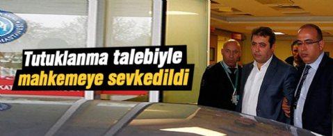 Nazmi Ardıç ve Ali Kavlak mahkemeye sevkedildi