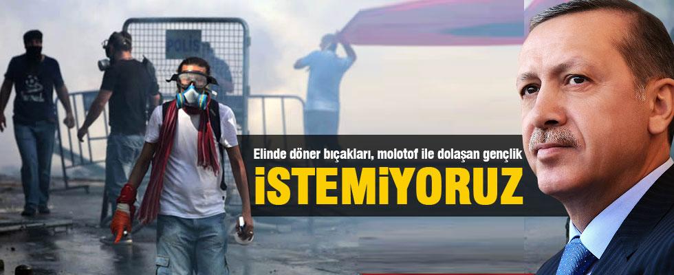 Cumhurbaşkanı Erdoğan'dan gençliğe çağrı