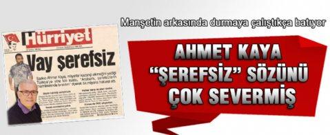 Ertuğrul Özkök: Ahmet Kaya 'Şerefsiz' kelimesini çok severmiş