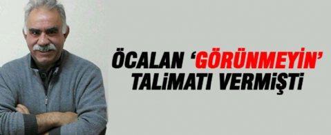 Hükümetin çağrısı sonrası Öcalan talimatı verdi