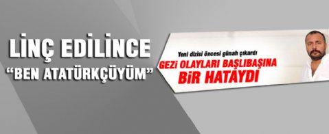 Kaynarca: Kabul ettiğim tek lider Mustafa Kemal Atatürk