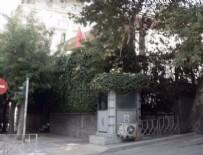 Türkiye'nin Selanik Başkonsolosluğu Saldırı