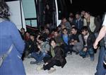 Üç Otobüsle Dhkp-c'li Şafak Yayla'nın Mezar Ziyaretine Polis İzin Vermedi