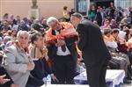 SANCAKLI İĞDECİK - Çiftçilerden Hasan Eryılmaz'a Coşkulu Karşılama