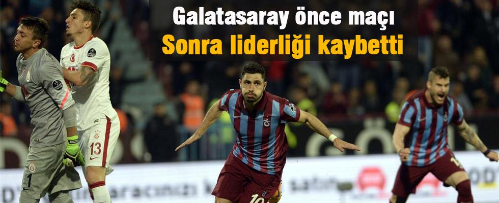 Trabzonspor - Galatasaray Canlı Anlatım...