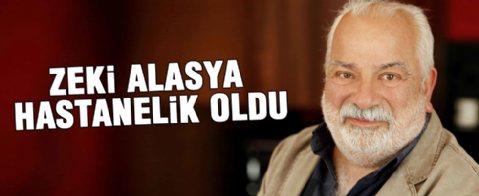 Zeki Alasya'dan kötü haber
