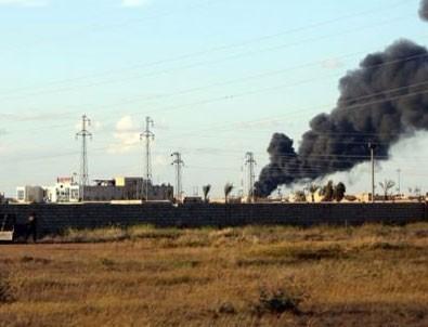 Irak'ta Işid'e ağır darbe