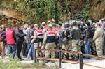 Savcı Kiraz'ı Şehit Eden Yasadışı Örgüt Mensubu Şafak Yayla'nın Cenazesi Memleketi Giresun'a Getirildi