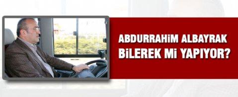 Abdurrahim Albayrak'ın pozu sosyal medyayı karıştırdı