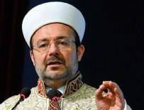 Mehmet Görmez Birleşmiş Milletler'de konuşacak
