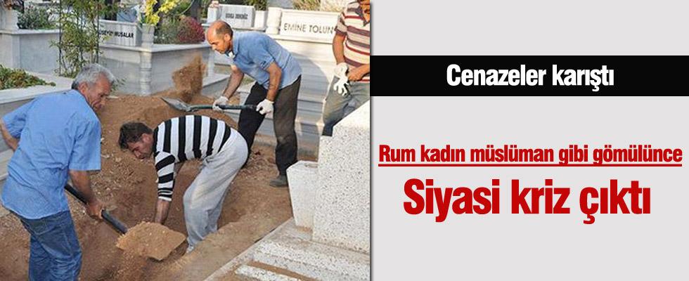 KKTC'de Türk ve Rum cenazeleri karıştı