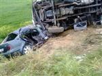 TAYTAN - Salihli'de Kaza Açıklaması