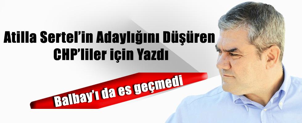 Yılmaz Özdil'den CHP'ye büyük suçlama
