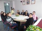 VELI TOPLANTıSı - Bir Fincan Kahve İle Kurulan Dostluk Köprüleri Çeştepe'de Eğitimin Sorunlarını Çözüyor