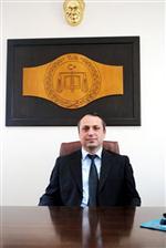 ABDÜLKADIR ŞAHIN - Savcı Çuban Birinci Sınıfa Terfi Etti