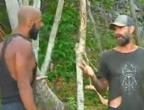 SURVİVOR - Survivor'da Bozok ve Hasan birbirine girdi
