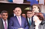 """KANAL İSTANBUL - Aziz Babuşcu'dan Muhalefete 'Cambaz"""" Göndermesi"""