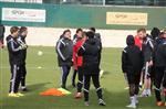 YEDEK KALECİ - Kardemir Karabükspor'da Beşiktaş Maçı Hazırlıkları Sürüyor