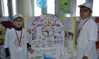 Kadışehri İmam-hatip Ortaokulu Tubitak Bilim Fuarı Açıldı