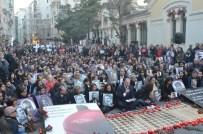 FERHAT TUNÇ - Taksim'de 1915 Olayları Eylemi