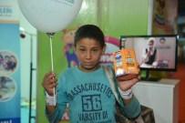 EĞLENCE FUARI - Boyacı Çocuk Bir Günlüğüne 23 Nisan'ı Yaşadı