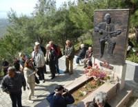 KAMIL SAKA - Ali Ekber Çiçek Mezarı Başında Anıldı