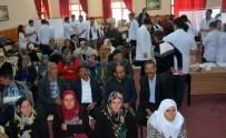 Selçuk Üniversitesi Taşkent'te Sağlık Taraması Yaptı