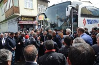 KEMAL MUTLU - Ak Parti Kars Milletvekili Adayları Sarıkamış'ta