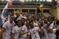 VOLEYBOL FEDERASYONU - Arkas Spor Kupasını Kaldırdı
