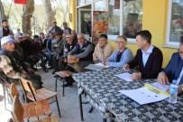 Balya'da Başkanın Köy Ziyareti