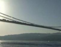 İNTIHAR - Boğaziçi Köprüsü'nde intihar girişimi