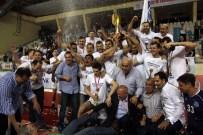 VOLEYBOL FEDERASYONU - Voleybol Erkeklerde Kupayı Arkas Spor Aldı