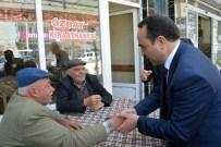 Ak Parti Milletvekili Adayı Akif Özkaldı Çobanlar İlçesini Ziyaret Etti