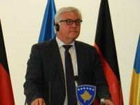 KOSOVA BAŞBAKAN YARDIMCISI - Almanya'dan Kosova'ya Vize Konusunda 'Sabırlı Olun' Mesajı