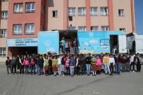 DEPREM ANI - Deprem Tır'ı Sultanbeyli'de