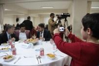 OSMAN BOYRAZ - AK Parti Milletvekili Adayları Alevi Vatandaşlarla Bir Araya Geldi