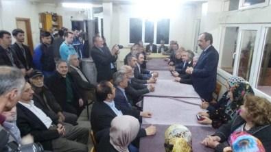 AK Parti Trabzon Milletvekili Adayı Muhammet Balta Seçim Gezilerini Şalpazarı'nda Sürdürüyor